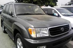 Toyota Land Cruiser 2002 ₦4,000,000 for sale