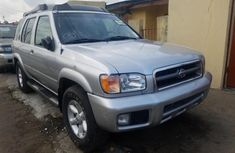 Nissan Pathfinder 2004 Petrol Automatic Grey/Silver for sale