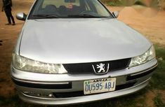 Clean Peugeot 406 2004 Silver for sale