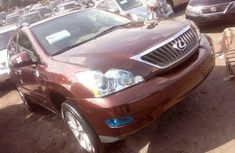 Lexus RX 2009 Automatic Petrol ₦5,200,000 for sale