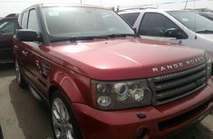 2007 Land Rover Range Rover Sport Automatic Petrol well maintained for sale