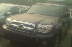 Toyota 4-Runner 2007 Petrol Automatic Black for sale