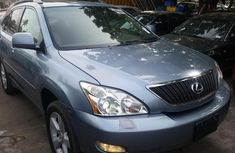 Lexus RX 2009 Petrol Automatic Blue for sale