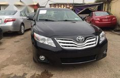 Super Clean Toyota Camry 2011 Black for sale