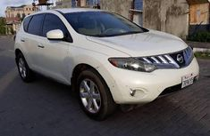 2009 Nissan Murano Automatic Petrol well maintained for sale