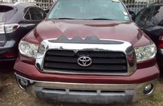 Almost brand new Toyota Tundra Petrol 2007 for sale