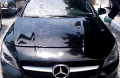 Mercedes Benz CLA 250 2014 Black for sale
