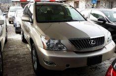 Lexus RX 2007 Automatic Petrol ₦4,500,000 for sale
