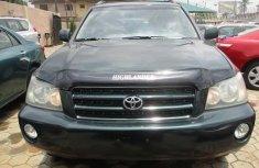 Toyota Highlander 2001 for sale