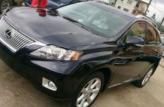 Almost brand new Lexus RX Petrol 2011 for sale