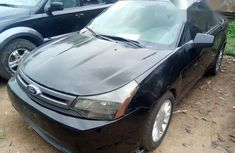 Ford Focus 2011 Black for sale