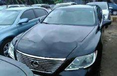 Lexus LS 2009 Petrol Automatic Black for sale