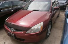 2005 Honda Accord Automatic Petrol well maintained for sale