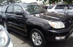 Toyota 4-Runner 2005 Petrol Automatic Black for sale