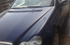 Mercedes Benz C280 2006 Blue for sale