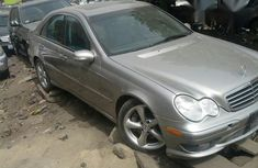 Mercedes-Benz C350 2006 Gray for sale