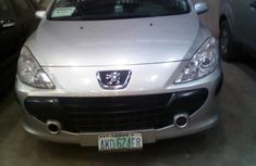 Peugeot 206 2008 Gray for sale