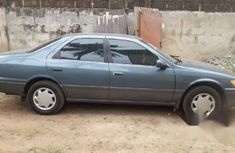 Clean Used Toyota Camry 1999 Blue for sale