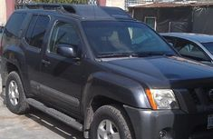 Clean Nissan Xterra 2006 Gray for sale