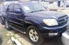 Toyota 4-Runner 2004 ₦3,200,000 for sale