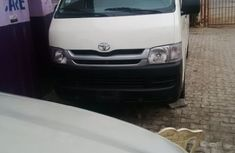 2010 TOYOTA Clean Haice bus for urgent sales