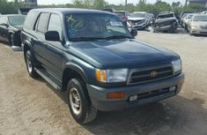 Toyota 4Runner 1997 Blue in good running for sale