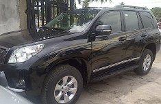 Toyota Prado Jeep 2011 Black for sale