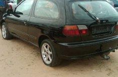 Tokunbo Nissan Almera 2002 black For Sale
