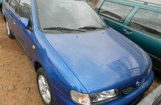 Nissan Almera Hatchback 2000 blue For Sale