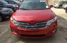 Toyota Venza 2008 Tokunbo Full red for sale