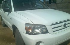 Toyota Highlander limited 2005 for sale