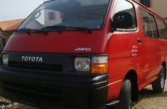 2002 Toyota HiAce for sale