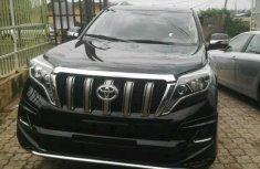 Toyota Prado 2016 black for sale