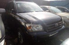 Toyota Highlander 2007 ₦2,950,000 for sale