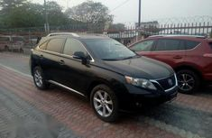 Tokunbo Lexus RX 350 2011 Black For Sale