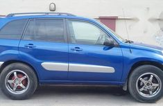 Toyota RAV4 2003 Blue for sale