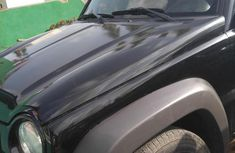 Neat Jeep Liberty 2000 Black For Sale