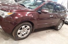 Acura MDX 2008 Red for sale