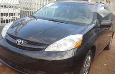 Toyota Sienna LE 2008 Black for sale