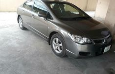 Well Maintained Honda Civic 2009 Gray for sale