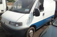 Tokunbo Fiat Ducato 2.8D 2000 for sale