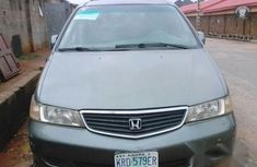 Neatly Used Honda Odyssey 2004 Green For Sale