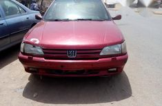 Used Peugeot 306 2001 Red for sale