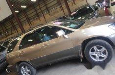 Lexus RX 300 2001 Gold for sale