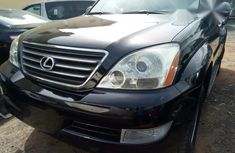 Lexus GX470 2008 Black for sale