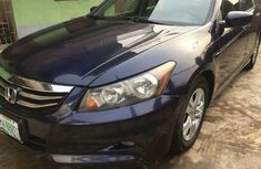 Honda Accord 2010 Blue FOR SALE