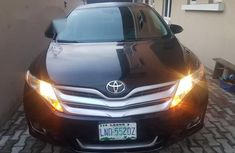 Clean Toyota Venza 2011 Black for sale