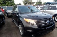 Almost brand new Ford Explorer Petrol 2012 for sale