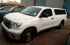 Toyota Tundra 2012 White For Sale