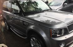 Land Rover Range Rover Sport 2012 Automatic Petrol ₦17,500,000 for sale
